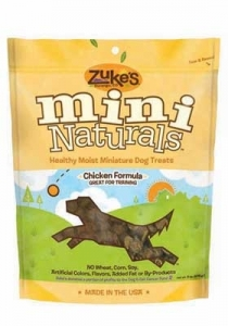 Mini Naturals Treats - 6 oz. - Chicken