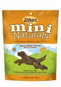 Mini Naturals Treats - 6 oz. - Peanut Butter