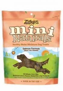 Mini Naturals Treats - 6 oz. - Salmon