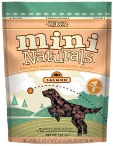 Mini Naturals Treats - 1 lb. - Salmon