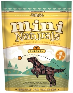 Mini Naturals Treats - 1 lb. - Chicken