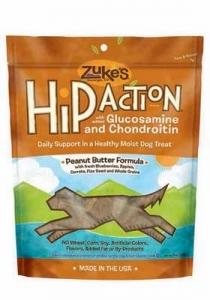 Hip Action® Dog Treats - 6 oz. - Peanut Butter