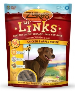 Lil' Links - 6 oz - Chicken & Apple Recipe