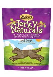 Jerky Naturals Treats - 6 oz. - Lamb