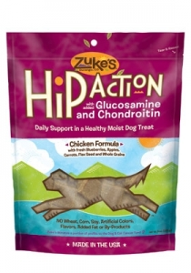 Hip Action® Dog Treats - 6 oz. - Chicken