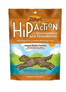 Hip Action® Dog Treats - 1 lb. - Peanut Butter
