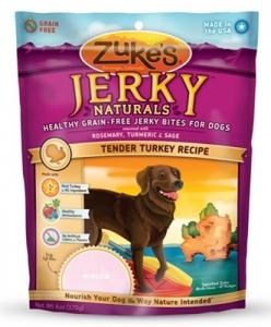 Jerky Naturals Treats - 6 oz - Tender Turkey