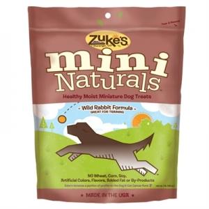 Mini Naturals Treats - 1 lb. - Wild Rabbit