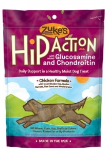 Hip Action® Dog Treats - 1 lb. - Chicken