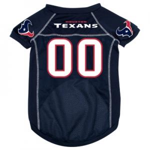 Houston Texans Dog Jersey