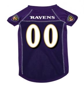 Baltimore Ravens Dog Jersey