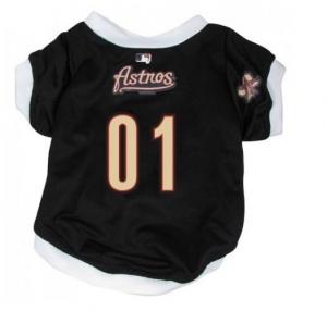 Houston Astros Dog Jersey