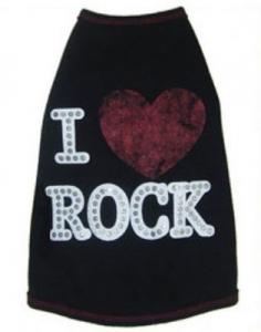 I Luv Rock Tee