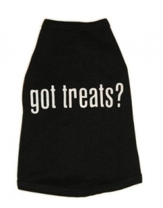 Got Treats Tee