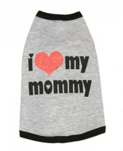 I Luv My Mommy Tee