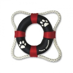 Life Ring Toy - Red/Blue