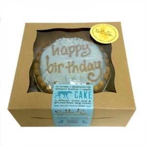 Shelf Stable Blue Cake