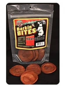 Barkin' Bites 4 oz Bag - All Natural
