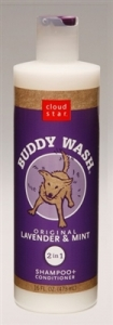 Cloud Star® Buddy Wash™ Pet Shampoo Plus Conditioner - Lavender & Mint 16 fl. oz.