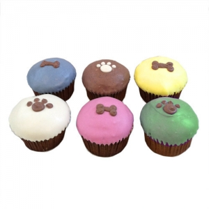 Classic Cupcakes (box of 6)