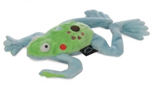 QPG GoDog™ Amphibianz - Frog with Chew Guard Technology