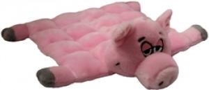 Kyjen Square Squeaker Mat - Pig Large