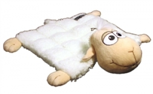 Kyjen Square Squeaker Mat - Sheep