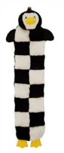 Kyjen Christmas Long Body Squeaker Mat Penguin