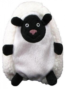 Kyjen Hard Boiled Softies- Sheep