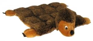 Kyjen Square Squeaker Mat - Hedgehog Large