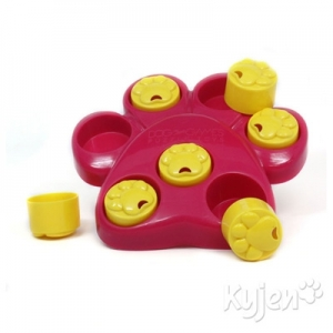 Kyjen Dog Games Toy Puzzle - Paw Hide