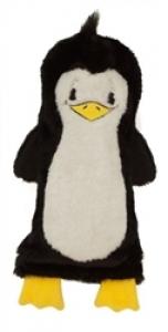 Kyjen Christmas Bottle Buddies Squeaker Penguin